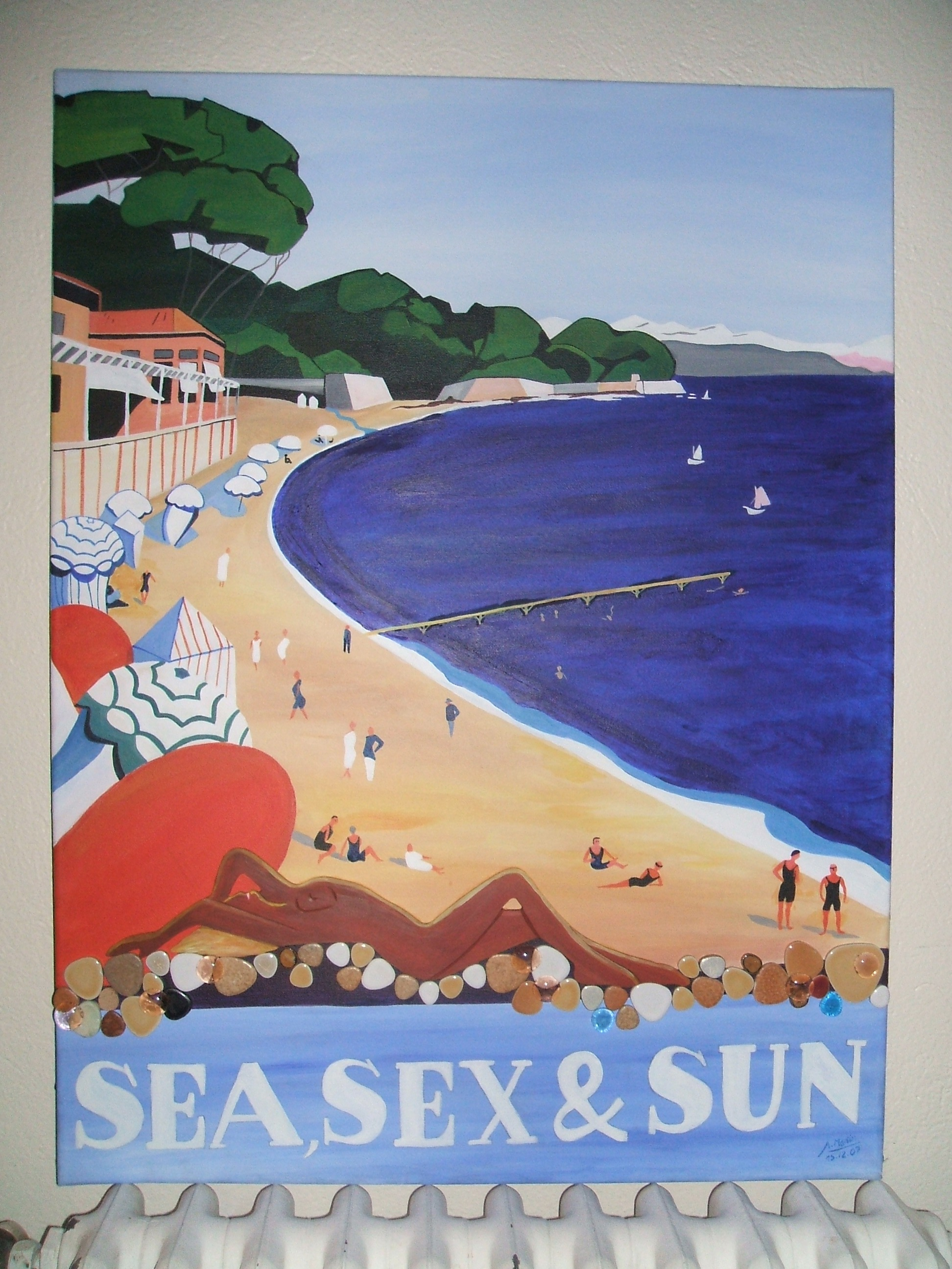 Sea, Sex and Sun